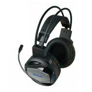 Defender, Warhead G-500, sluchátka s mikrofonem, ovládání hlasitosti, černo-hnědá, herní sluchátka, 2x 3.5 mm jack + USB